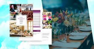 membuat proposal bazar event management proposal template free sle