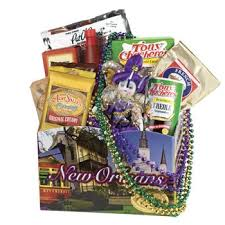 new orleans in a box gift basket gourmet snacks and