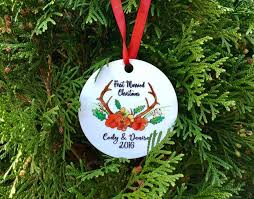 married ornament ornament our