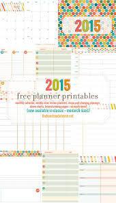free printable life planner 2015 113 best impression organisation organization printables images on
