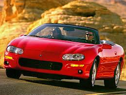 99 black camaro 1999 chevrolet camaro overview cars com