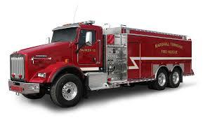 emergency response tankers