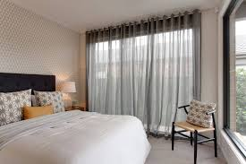 Gray Walls Curtains Articles With Gray Chevron Bedroom Curtains Tag Gray Bedroom