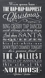 White Christmas Meme - national loon s christmas vacation finally got the bing crosby