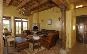 Santa Fe Style Interior Design by House Of The Day Pueblo Revival Style Home In Santa Fe N M For