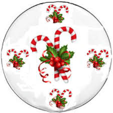 christmas plates painted christmas plate christmas dinnerware in candy