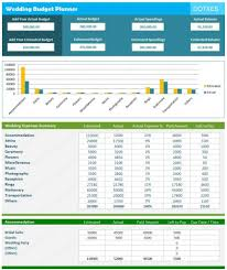 Excel Budget Spreadsheet Wedding Budget Spreadsheet Haisume