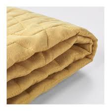 Yellow Sleeper Sofa Lycksele Sleeper Sofa Slipcover Vallarum Yellow Ikea