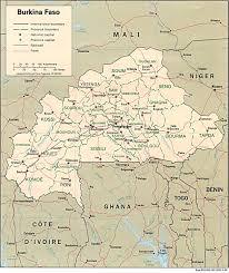 Mapquest Maps Maps Of Burkina Faso