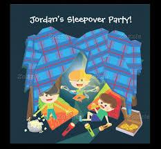 13 creative slumber party invitation templates u0026 designs free