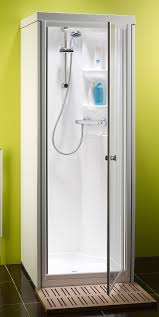 Shower Door 700mm Kingston Compact Leak Proof Pre Assembled Shower Cubicle With