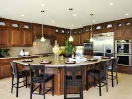 kitchen room 2017 beige brown wood glass modern retro kitchen