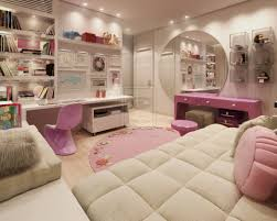 nice room design ideas for teenage girls with pink teen rooms with