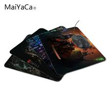 Gaming Desk Pad Maiyaca Unique Design Dota 2 Mouse Mats Size 220mmx180mmx2mm