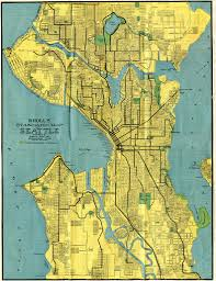 seattle map seattle map 1914 kroll s standard map of seattle publis flickr