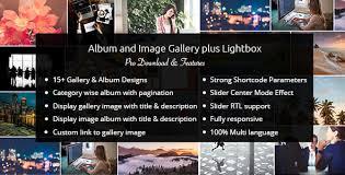 cara membuat album foto di blog wordpress album and image gallery plus lightbox by wponlinesupport codecanyon
