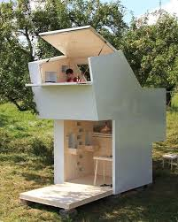 super small houses some people are realizing now that less is more and are also