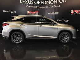 lexus rx 2017 used 2017 lexus rx 350 4 door sport utility in edmonton ab ld13081