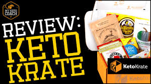 snack delivery keto krate review unboxing low carb keto snack delivery