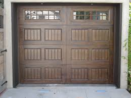 2 Car Garage Door Dimensions by Single Car Garage Doors