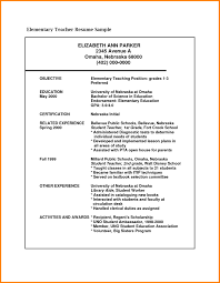 resume samples pdf best teacher resume example livecareer intended for resume resume samples pdf free resume example and writing download for resume template for teachers