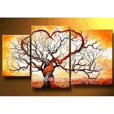 33 best painting ideas images on pinterest 3 piece canvas art