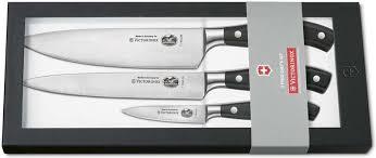 couteaux cuisine victorinox set 3 couteaux cuisine 7 7243 3 couteaux fontaine