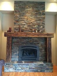 Wood Mantel Shelf Pictures by Best 25 Rustic Mantle Ideas On Pinterest Rustic Fireplace