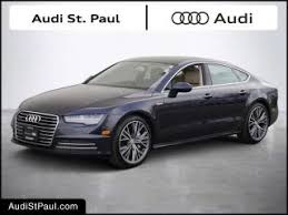 mn audi used audi a7 for sale in minneapolis mn edmunds