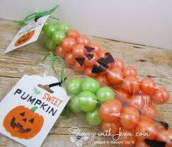 my sweet pumpkin halloween treats stamp with jenn