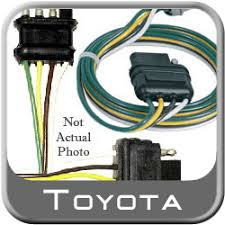 new 2007 2011 toyota tundra trailer wiring harness from