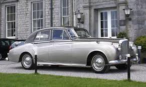 bentley silver cloud vintage wedding cars my dream wedding