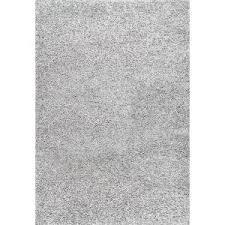 Silver Shag Rug Nuloom Shag Silver 9 Ft 2 In X 12 Ft Area Rug Ozsg02o 92012