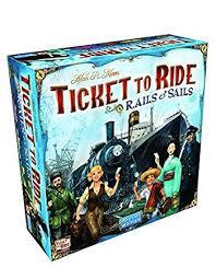 amazon black friday deals board games amazon com ticket to ride rails u0026 sails board game toys u0026 games