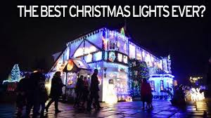 The Best Christmas Light Displays by Is This The Most Festive House In Britain People Travel Hundreds