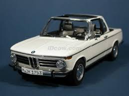bmw 2002 model car bmw 2002 baur cabriolet diecast model car 1 18 scale die cast by