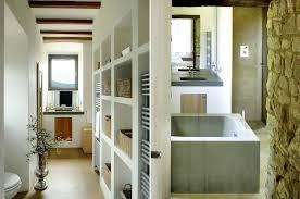 spa bathroom divider interior design ideas