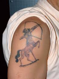 sagittarius tattoos and designs page 5