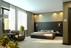 Modern Master Bedroom Design Interior Design - Modern bedroom designs
