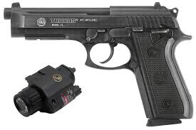 sig sauer laser light combo taurus pt92 af 9mm semi automatic pistol with laser light combo