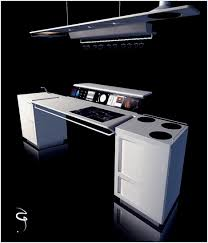 Futuristic Kitchen Design Futuristic Kitchen Design