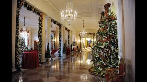 Christmas Decorations For Homes by The Gift Of The Holidays U201d Christmas At The White House 2016 Youtube