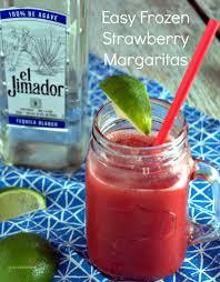 strawberry margarita easy frozen strawberry margarita the farmwife drinks
