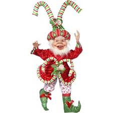 Extra Large Red Christmas Ornaments by Yourchristmasstore Com Mark Roberts Candy Cane Elf 51 68262 Extra