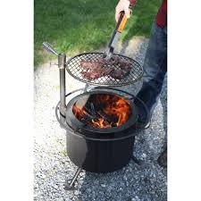 Wood Burning Firepit Smokeless Wood Pit