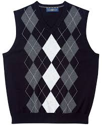 sweater vest of the month club sweater