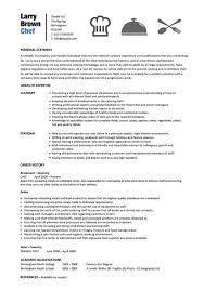 Chef Resume Templates by Chef Resume Templates 15 Chef Resume Templates Free Psd Pdf