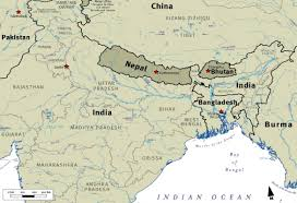 Where Is Nepal Located On The World Map by Bhutanese Refugee Students Why Are Bhutanese Refugees Coming From