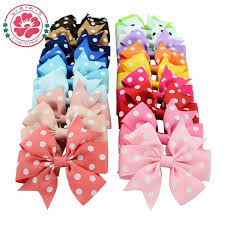 the ribbon boutique wholesale cheap wholesale 3 inch polka dot grosgrain ribbon boutique bows