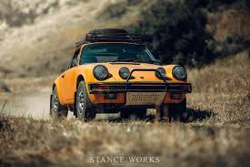 porsche signal yellow the road less traveled u2013 the making of luftauto u0027s safari porsche
